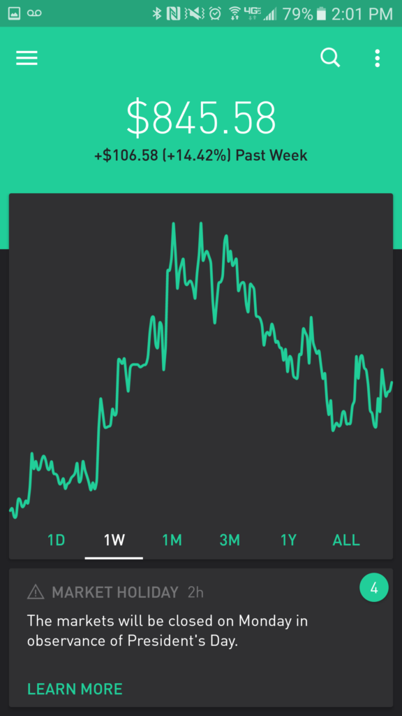 Robinhood-1k-challenge-week3